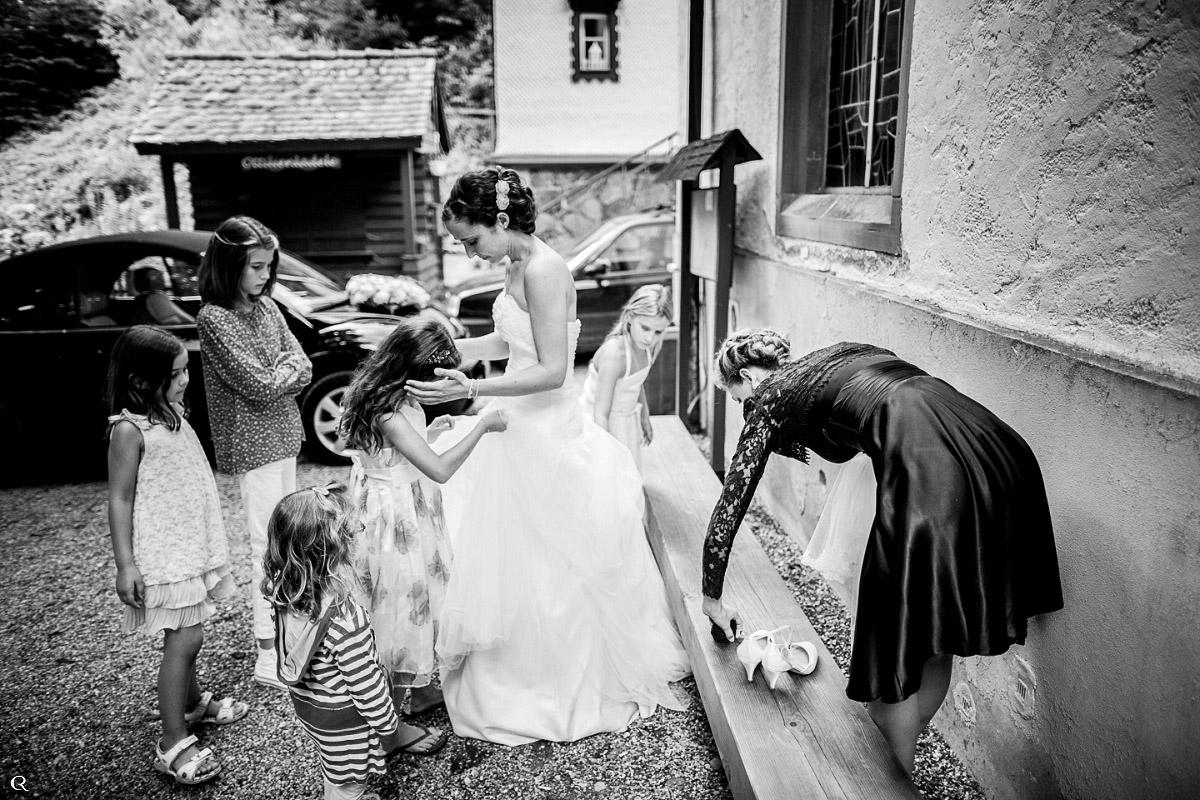 Hochzeitsfotograf in Freiburg. Italienische Hochzeit