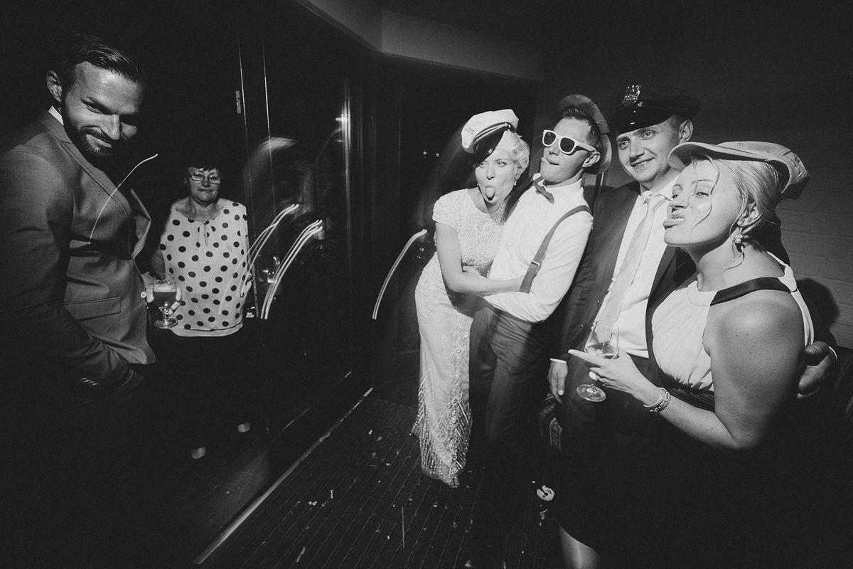 Hochzeitsparty Hof Frien