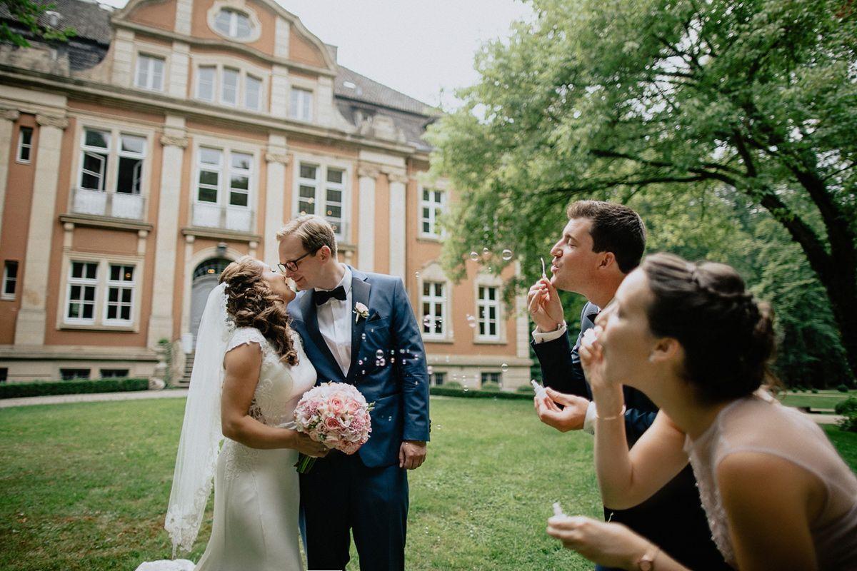 Hochzeitsfotos Schloss Eldingen