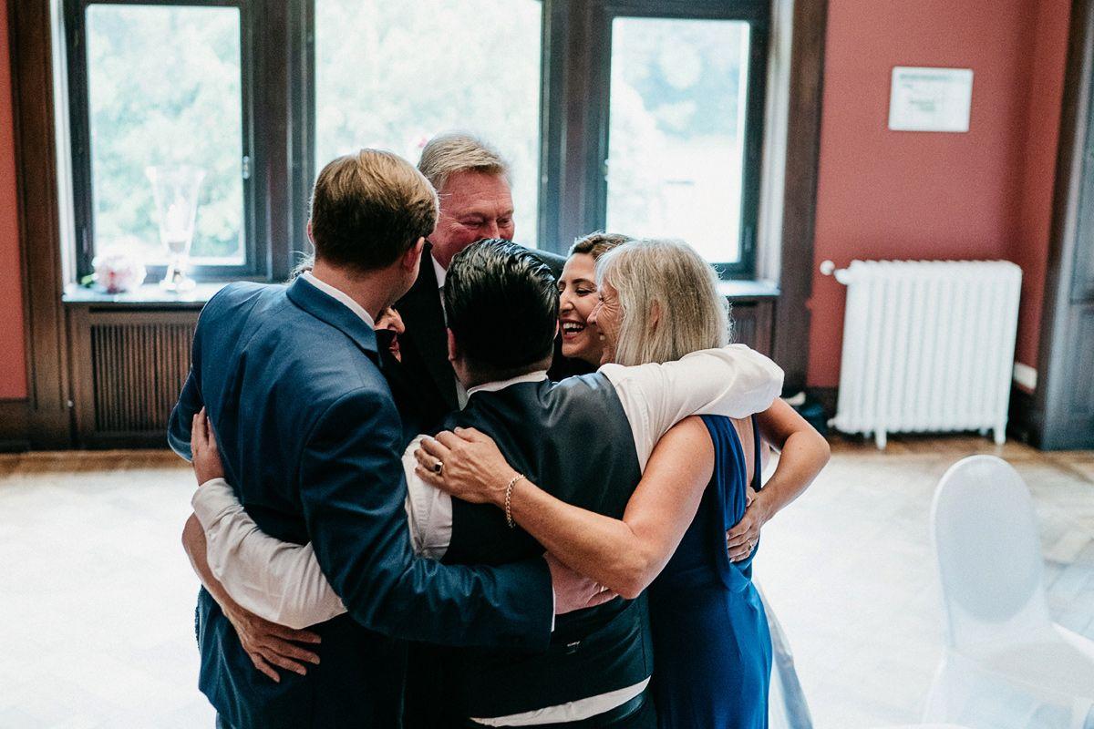 Hochzeitsfeier auf Schloss Eldingen