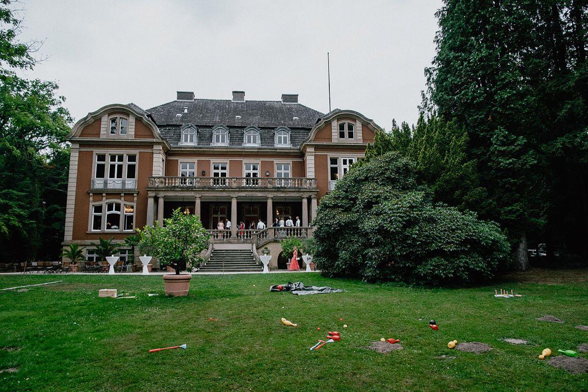 Hochzeit auf Schloss Eldingen