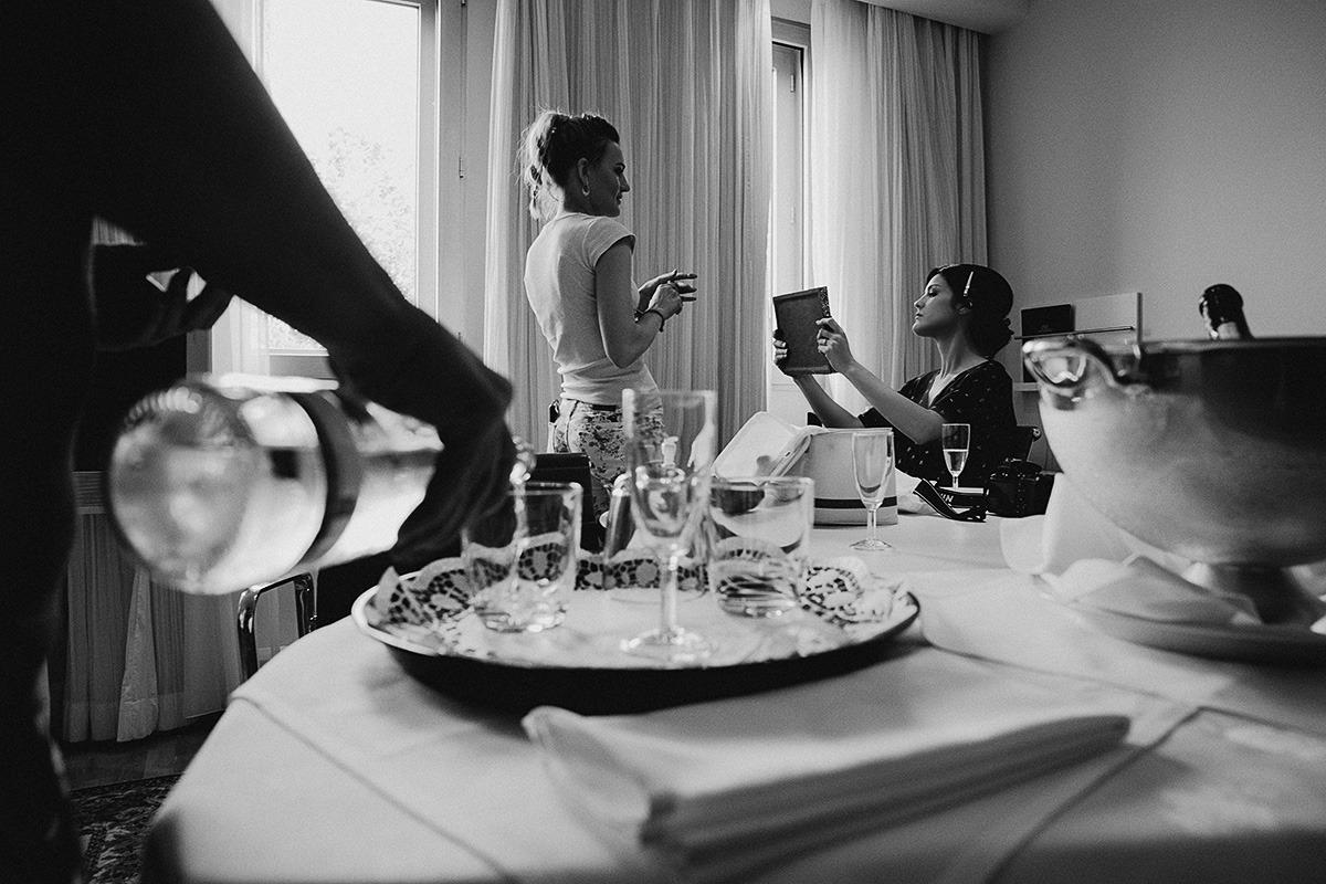vorbereitung grand hotel mussmann