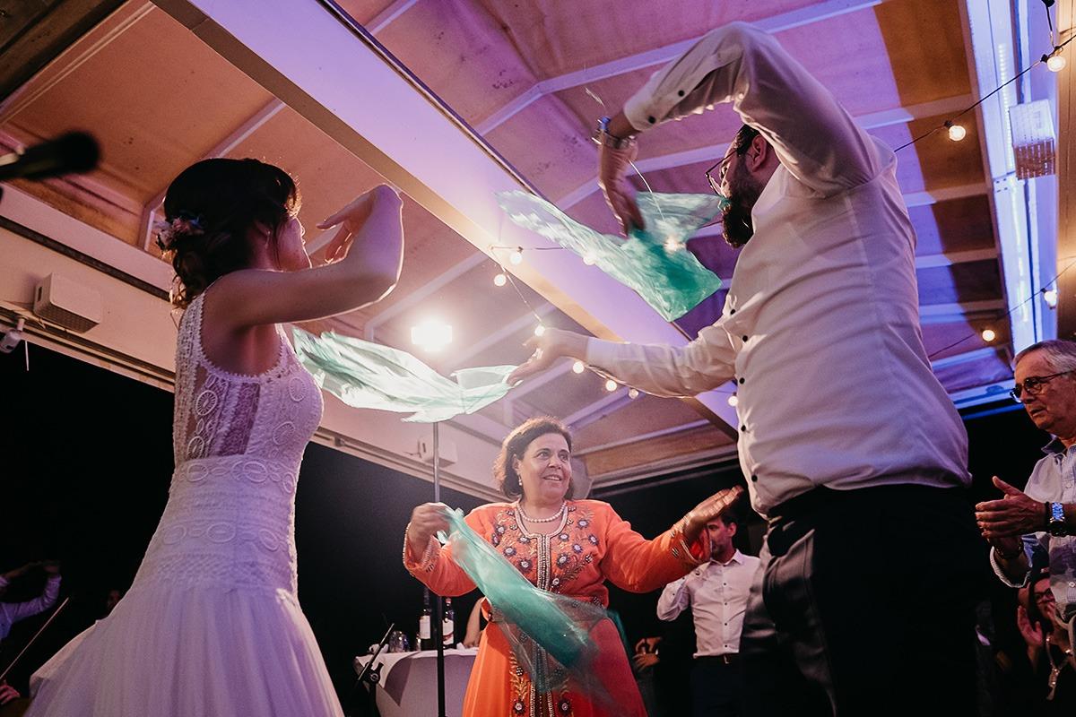 tunesische hochzeit tanz